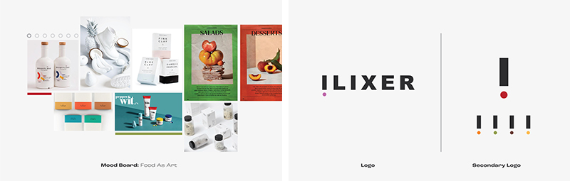 Ilixer Brand Elements