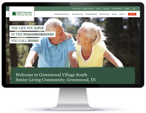 Greenwood Village Site Example